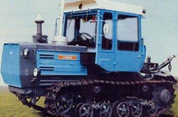 Трактор ХТЗ 181 гусеничный технические характеристики