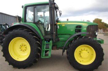 Трактор премиум класса John Deere 6930 технические характеристики