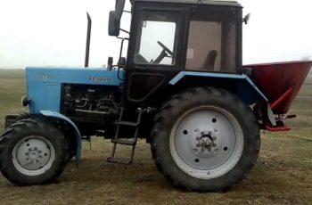 """Трактор """"Беларус"""" МТЗ 82.1 технические характеристики"""