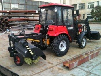 Малый трактор МТЗ 320 технические характеристики