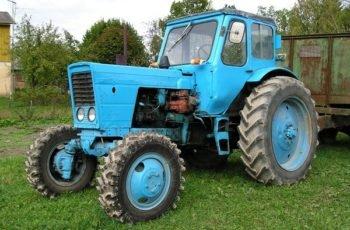 Трактор МТЗ 50 технические характеристики