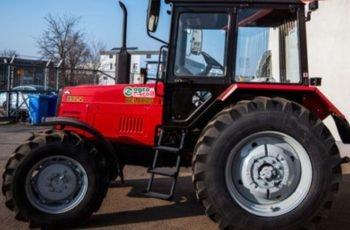 Универсальный трактор МТЗ 892 технические характеристики