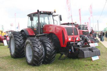 Трактор МТЗ 3522 технические характеристики