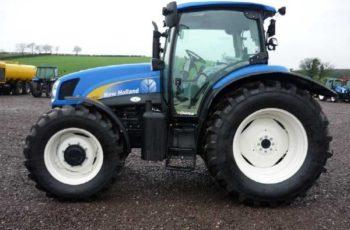 Трактор New Holland T 6050 технические характеристики