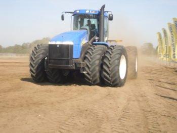 Трактор New Holland T 9030 технические характеристики