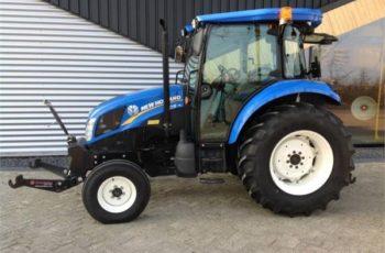 Сельский работяга Трактор New Holland TD 5.75