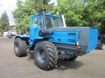 Универсальный трактор ХТЗ Т 150К технические характеристики