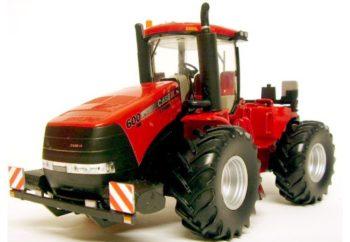 Трактор Case Steiger 600 технические характеристики