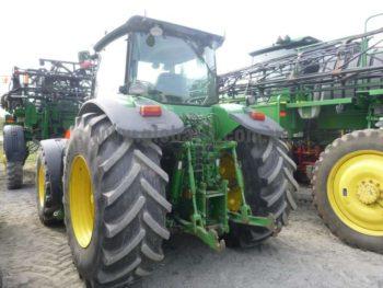 Передовой трактор John Deere 7930 технические характеристики