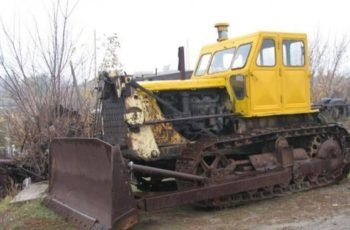 Советский трактор Т-100 технические характеристики