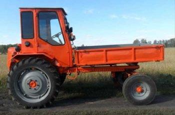 """Трактор Т 16 """"Шассик"""" технические характеристики"""