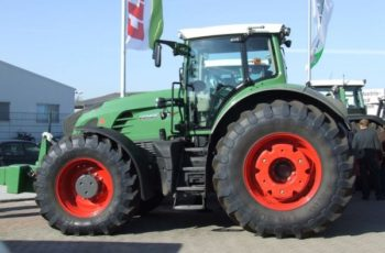 Немецкий трактор Fendt 936 Vario технические характеристики