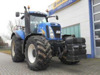 Трактор New Holland T 8040 технические характеристики, особенности устройства и цена