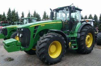 Трактор John Deere 8430R технические характеристики