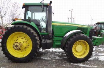 Трактор John Deer 8420 технические характеристики