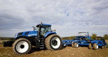 Трактор New Holland T 8.350 технические характеристики