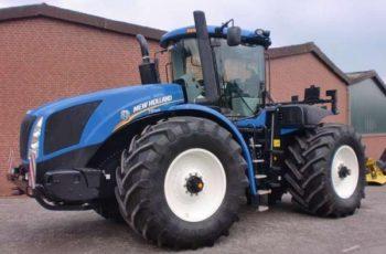 Трактор New Holland T 9.505 технические характеристики, особенности устройства и цена