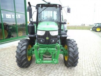 Трактор John Deere 6110 M технические характеристики