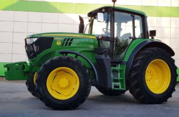 Трактор John Deere 6140 M технические характеристики