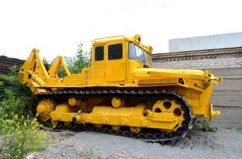 Трактор ДЭТ 250 технические характеристики, особенности устройства и цена