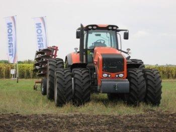 Трактор Terrion ATM 7360 технические характеристики, особенности устройства и цена