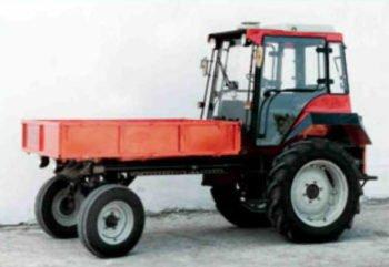 Трактор ВТЗ-30 СШ технические характеристики, особенности устройства и цена