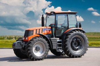 Трактор Terrion ATM 4200 технические характеристики, особенности устройства и цена