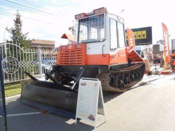 Трактор трелевочный MCH 10 технические характеристики, особенности устройства и цена