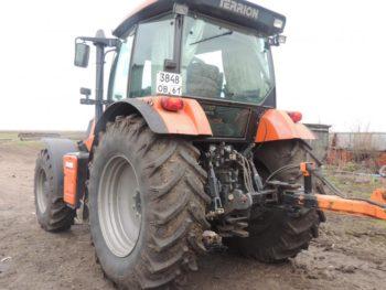 Трактор Terrion ATM 3180 M технические характеристики, особенности устройства и цена