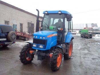 Трактор Агромаш 30ТК  технические характеристики, особенности устройства и цена