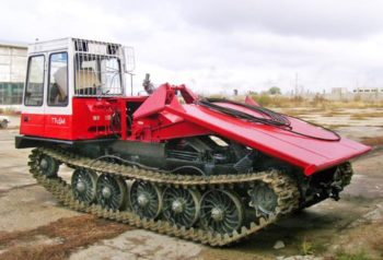Трелевочный трактор ТТ4М технические характеристики, особенности устройства и цена
