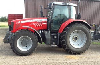 Трактор Massey Fergusson MF 7480 технические характеристики, особенности устройства и цена