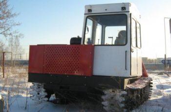 Трактор (УГТ) ТСН-4 технические характеристики, особенности устройства и цена