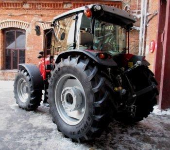 Трактор Massey Ferguson MF 6713 технические характеристики, особенности устройства и цена