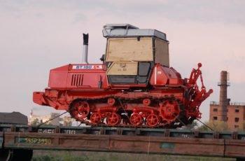 Трактор ВТ-150 технические характеристики, особенности устройства и цена