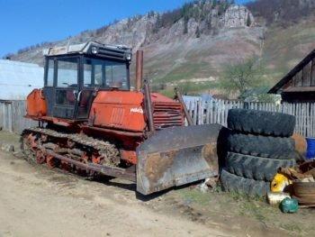 Трактор ВТ-100 технические характеристики, особенности устройства и цена
