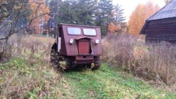 Трелевочный трактор ТДТ 40 технические характеристики, особенности устройства и цена