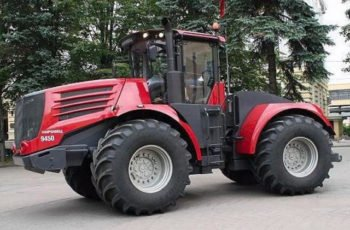 Трактор Кировец К 9000 технические характеристики, особенности устройства и цена