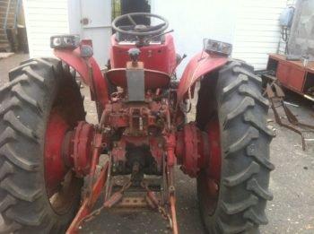 Трактор Universal UTB V 445 технические характеристики, особенности устройства и цена