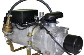 ПЖД КамАЗ: предпусковой подогреватель двигатель 14ТС-10 и